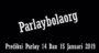 Prediksi Parlay 14 Dan 15 Januari 2019