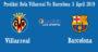 Prediksi Bola Villarreal Vs Barcelona 3 April 2019