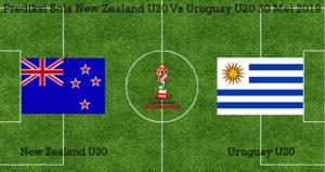 Prediksi Bola New Zealand U20 Vs Uruguay U20 30 Mei 2019
