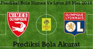 Prediksi Bola Nimes Vs Lyon 25 Mei 2019