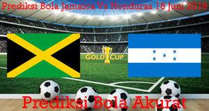 Prediksi Bola Jamaica Vs Honduras 18 Juni 2019