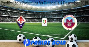 Prediksi Bola Fiorentina Vs Cittadella 4 Desember 2019