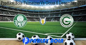 Prediksi Bola Palmeiras Vs Goias 6 Desember 2019