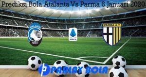Prediksi Bola Atalanta Vs Parma 6 Januari 2020