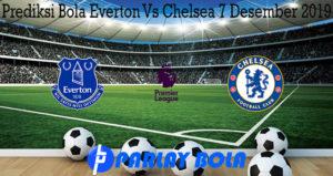 Prediksi Bola Everton Vs Chelsea 7 Desember 2019