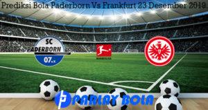 Prediksi Bola Paderborn Vs Frankfurt 23 Desember 2019