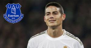 James Rodriguez Segera Bergabung Dengan Everton