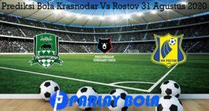 Prediksi Bola Krasnodar Vs Rostov 31 Agustus 2020