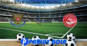 Prediksi Bola St Johnstone Vs Aberdeen 8 Agustus 2020