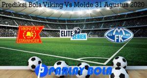 Prediksi Bola Viking Vs Molde 31 Agustus 2020