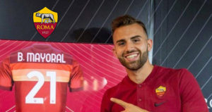 Borja Mayoral Resmi Hengkang Ke AS Roma
