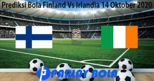 Prediksi Bola Finland Vs Irlandia 14 Oktober 2020