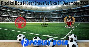 Prediksi Bola H Beer Sheva Vs Nice 11 Desember 2020