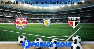 Prediksi Bola Bragantino Vs Sao Paulo 7 Januari 2021
