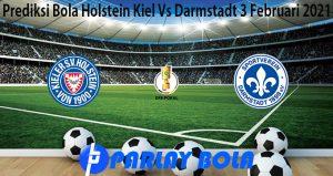 Prediksi Bola Holstein Kiel Vs Darmstadt 3 Februari 2021