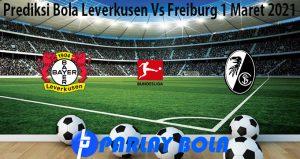 Prediksi Bola Leverkusen Vs Freiburg 1 Maret 2021