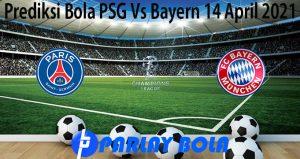 Parlaybola.org telah mempersiapkan ulasan akurat Prediksi Bola PSG Vs Bayern 14 April 2021 untuk para pengemar sepakbola dunia, yuk klik saja !!!