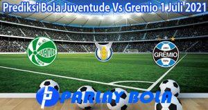 Prediksi Bola Juventude Vs Gremio 1 Juli 2021