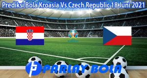 Prediksi Bola Kroasia Vs Czech Republic 18 Juni 2021