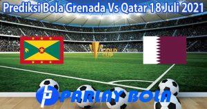 Prediksi Bola Grenada Vs Qatar 18 Juli 2021