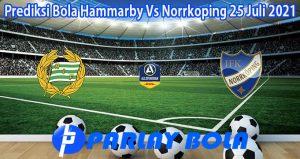 Prediksi Bola Hammarby Vs Norrkoping 25 Juli 2021