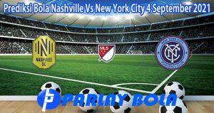 Prediksi Bola Nashville Vs New York City 4 September 2021