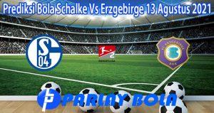 Prediksi Bola Schalke Vs Erzgebirge 13 Agustus 2021